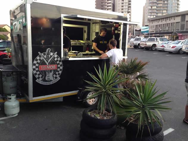 Pokeman Food Truck
