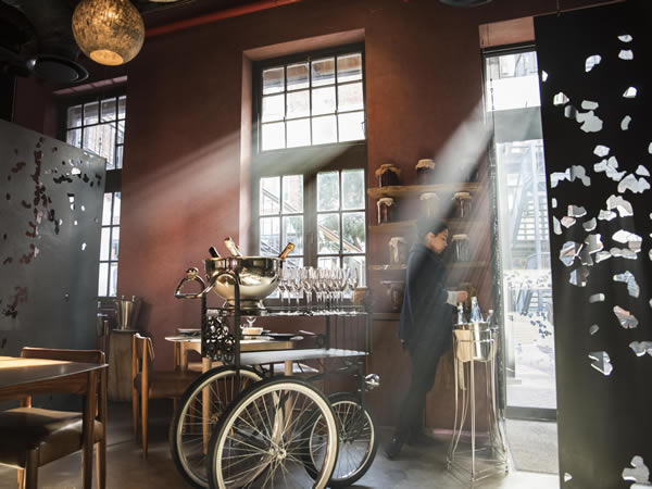 2015 Boschendal Style Award nominee: The Test Kitchen