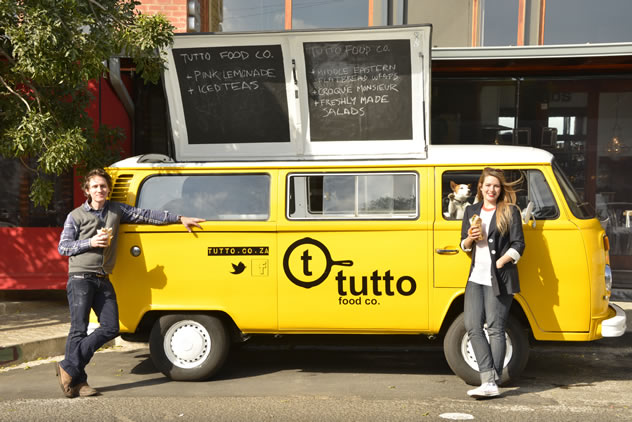 The Tutto food truck