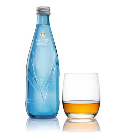 Valpre and whisky