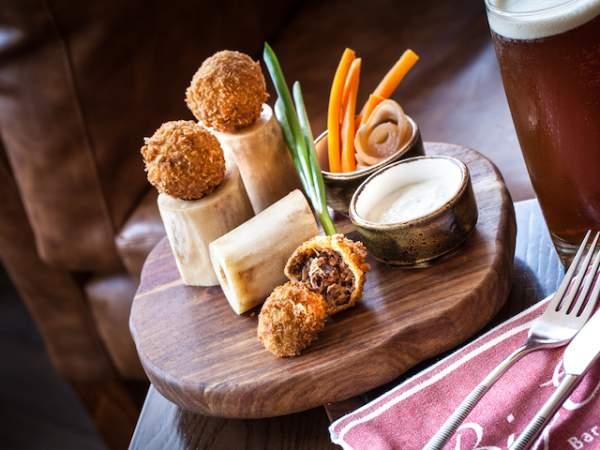 Dish at Big Easy Wine Bar & Grill Durban by Ernie Els