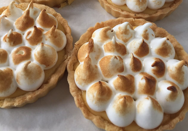 A lemon meringue pie at Savages in Port Elizabeth. Photo courtesy of the restaurant.
