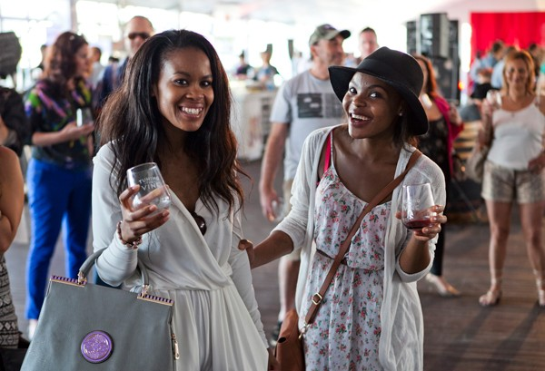 The Tuning the Vine event. Photo supplied.