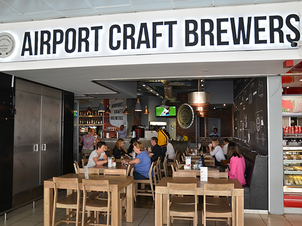 Airport Craft Brewers To Open A Second Beer Restaurant At Or Tambo Eat Out
