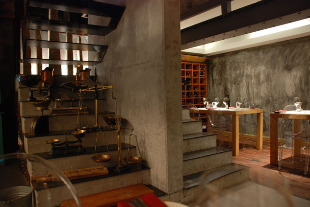 The interior at Carne. Photo courtesy of the restaurant.