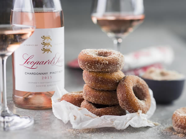 Wine farm to offer doughnut and wine pairing