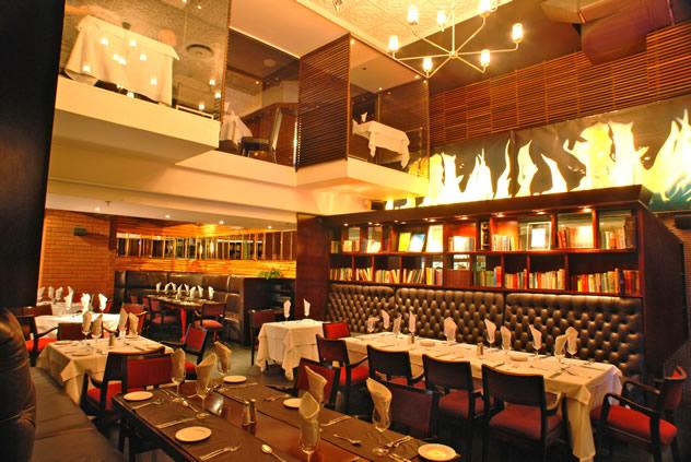 The main floor at the Havana Grill. Photo courtesy of the restaurant.