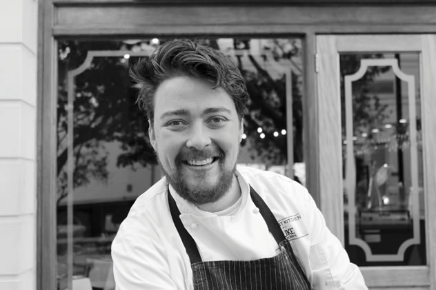 Ivor Jones, head chef at one of our 20 nominees, The Test Kitchen.