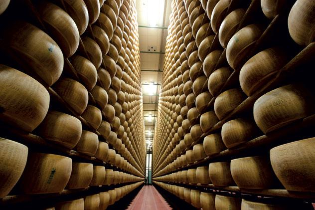 Parmigiana Reggiano