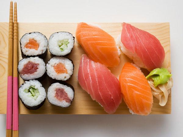 Active Sushi (Hudson Street)