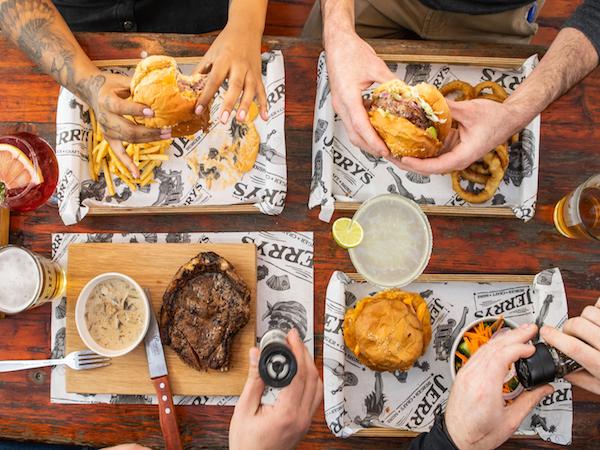 Jerry's Burger Bar (Blouberg)