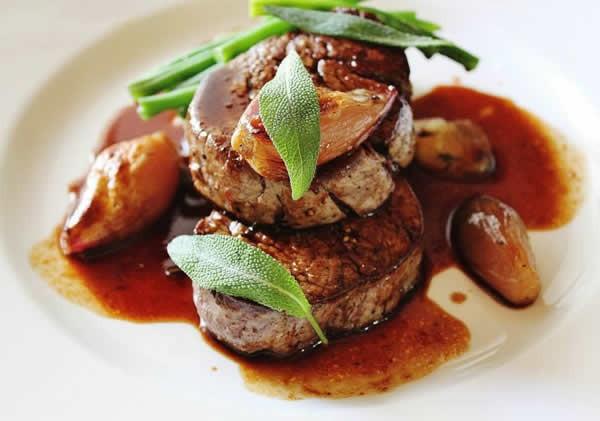A steak dish at Karoux. Photo supplied.