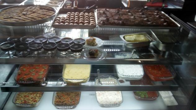 Sweet treats at Turkish Restaurant. Photo courtesy of the restaurant.
