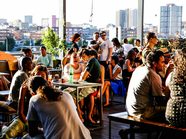 21 rooftop bars and restaurants to visit this summer - Eat Out