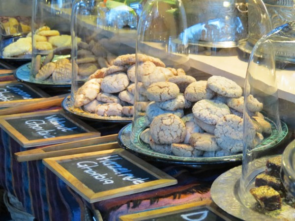 Baked treats at Le Terrasse. Photo supplied.