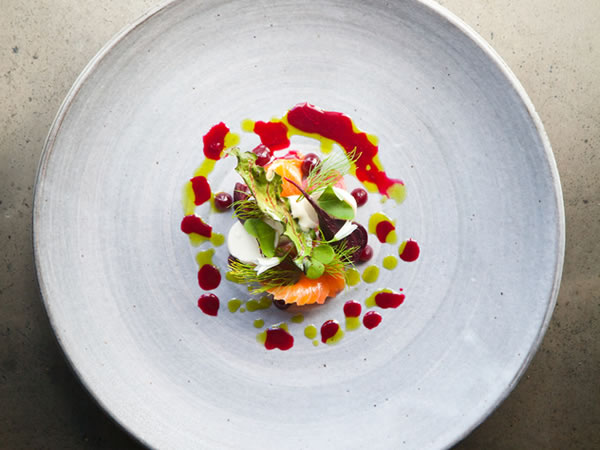 The number one restaurant in the country: The Test Kitchen