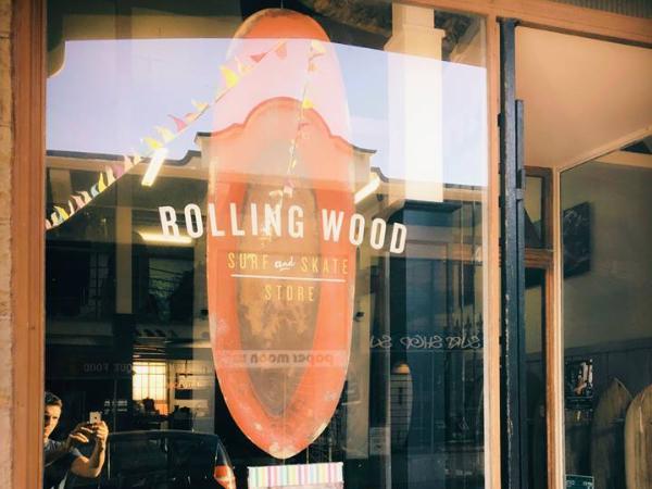 Rolling Wood Surf & Skate Store