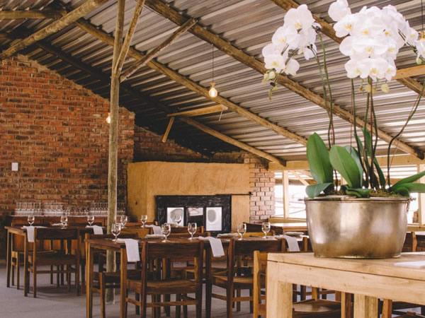 Roots Restaurant at Forum Homini