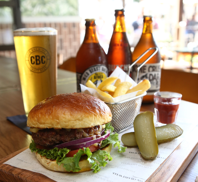 Fourteen on Chartwell burgers and beers