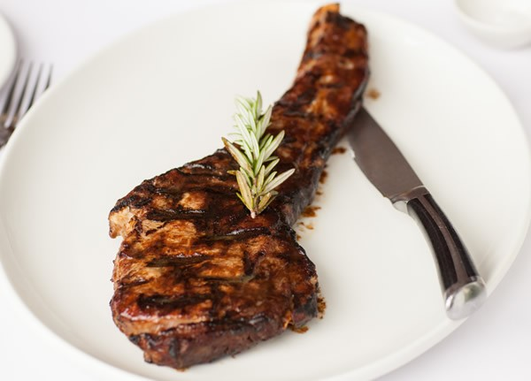 The Butcher Shop & Grill is one of the best steakhouses in Joburg.