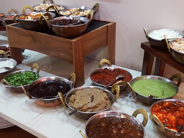 Jeera Restaurant at Suncoast Towers Hotel