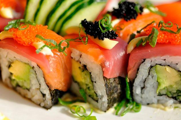 Koi Lynwood sushi