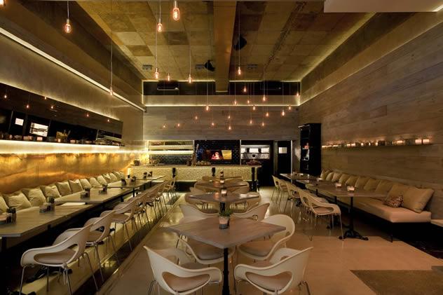 The interior at the Life Grand Café