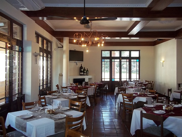 The interior at Thava. Photo courtesy of the restaurant.