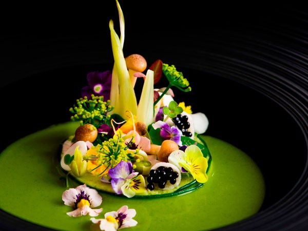 A beautiful dish at Mosaic at The Orient. Photo supplied.