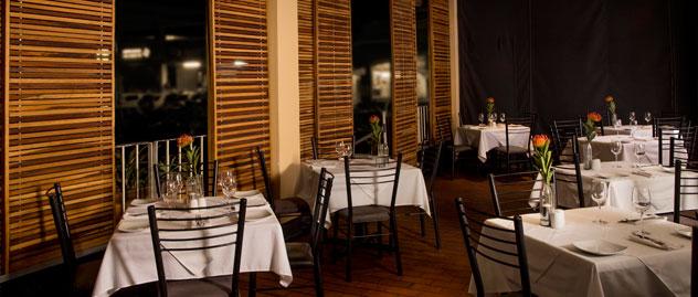Inside 9th Avenue Bistro. Photo courtesy of the restaurant.