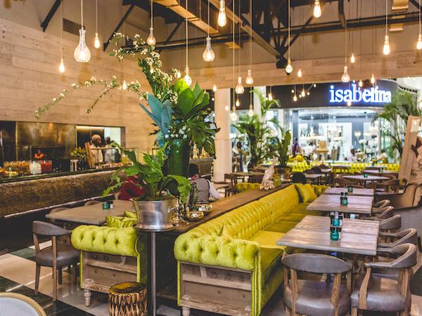 Corner Cafe Johannesburg Menu