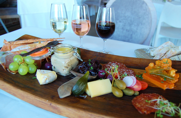 A cheese platter at Catharina's. Photo courtesy of the restaurant.