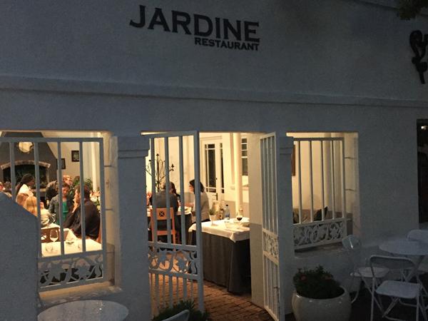 Restaurant Jardine