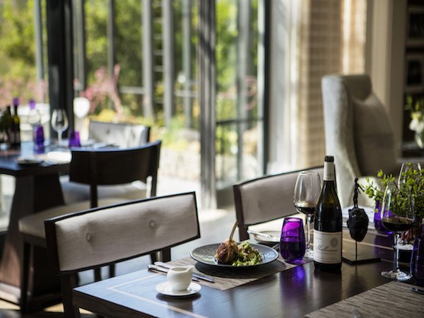 The Dining Room at Leeu Estates