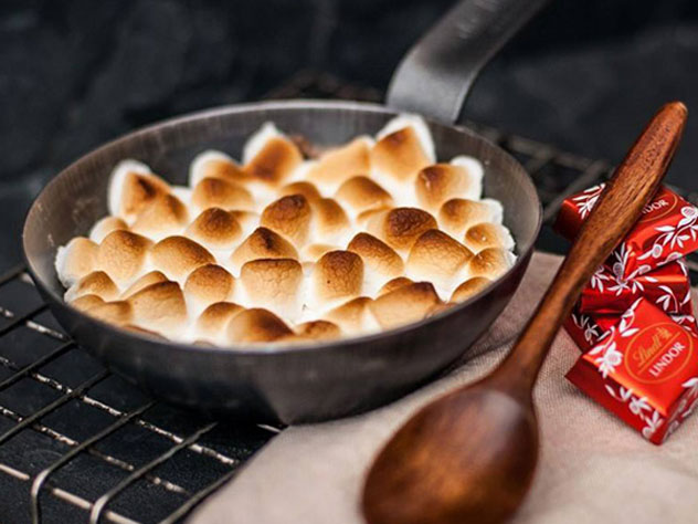 Just look at those toasty marshmallows! Photo courtesy of the restaurant.