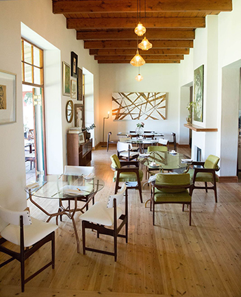 Manor House interiors