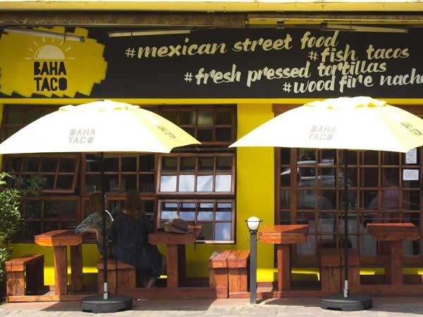 Baha Taco Restaurant