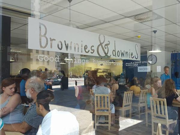 Brownies & Downies