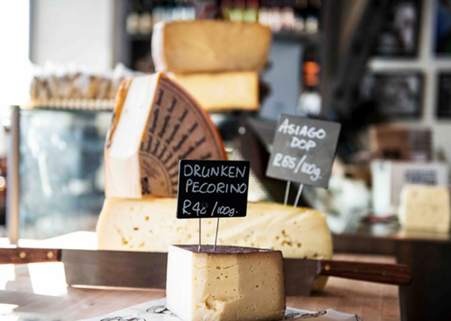 The cheese selection at Old Town Italy. Photo courtesy of the the restaurant.