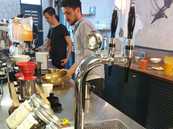 Kamili Coffee (Shortmarket Street)