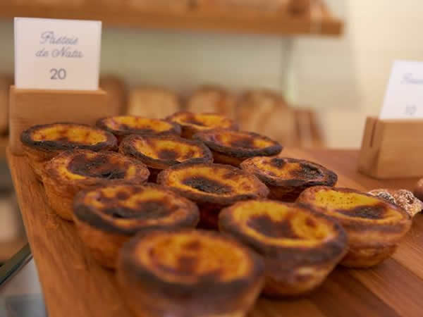 Eat this now: Pastéis de nata at Hog House Bakery and Café in Stellenbosch
