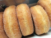 Blind doughnut tasting