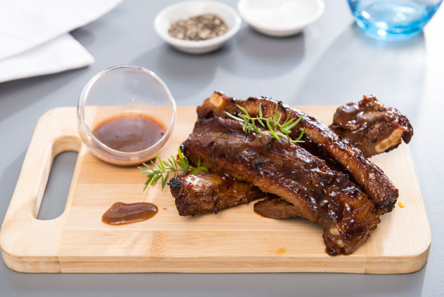 The ribs at Eat in Northcliff. Photo courtesy of the restaurant.