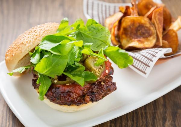 Hudsons The Burger Joint in Stellenbosch