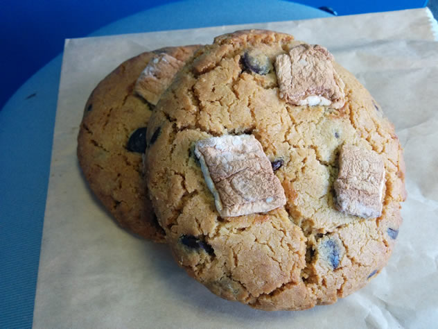 Cookies at Jason Bakery. Photo courtesy of Katharine Jacobs.