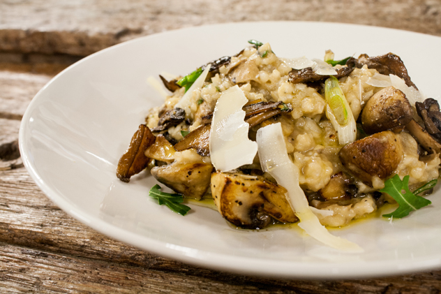 Old Town Italy risotto