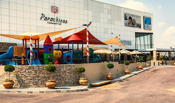 A colourful play area at Papachino's Silverlakes. Photo supplied.