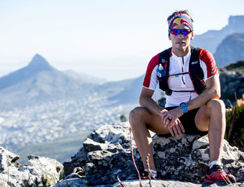 Ryan Sandes. Ryan in action. Photo by Craig Kolesky | Red Bull Content Pool.