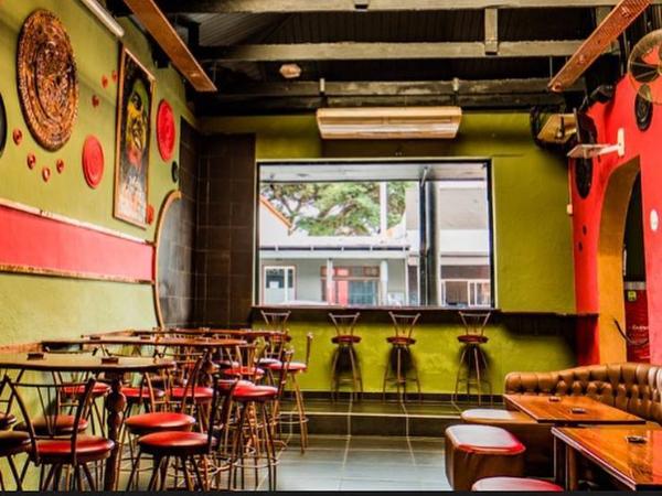 SIX Cocktail Bar- Interior