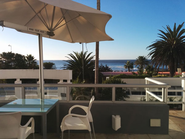 Review: Sea Point's new sundowner spot, Strolla